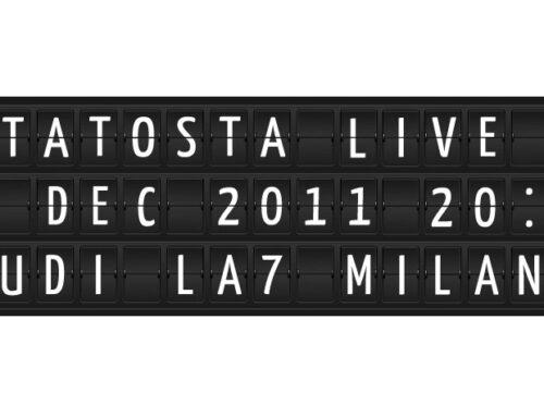 astaTosta Live
